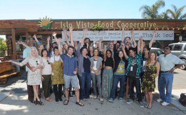 Isla Vista Food Co-op Wins SB Indie Lifetime Achievement Foodie Award!